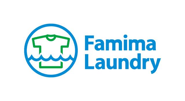 ファミマランドリーのロゴ