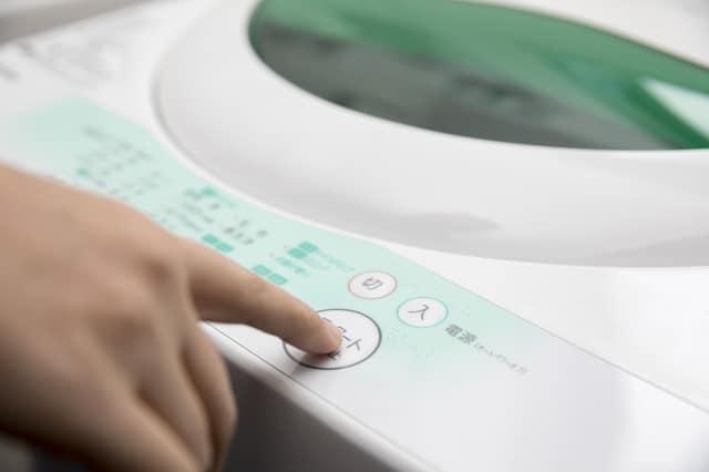 家庭用縦型洗濯機