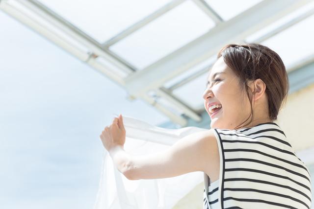服の防虫対策、収納前にクリーニングに出さないと大変?簡単な方法と手作り防虫剤も